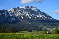 Alps, Mountain, Landscape, Bird Royalty Free Stock Photo