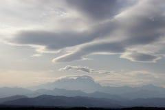 Alps mountain range Royalty Free Stock Image