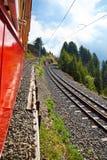 Alps mountain travel Royalty Free Stock Image