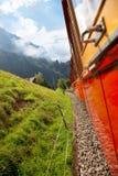 Alps mountain travel Royalty Free Stock Photo