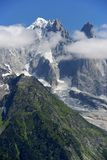Alps Mountains Royalty Free Stock Photography