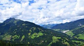 Alps Mountains, Austria Royalty Free Stock Image