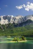 Alps mountains in Bavaria Stock Photos