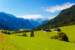 Alps landscape Royalty Free Stock Photos
