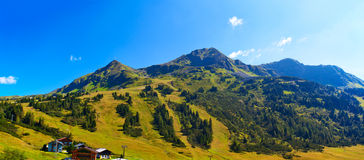 Alps mountains Royalty Free Stock Image