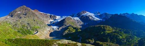 Alps mountains Royalty Free Stock Photo