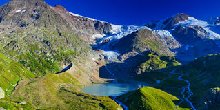 Alps mountains Royalty Free Stock Images