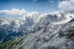 The Alps - Mountaintops by Summer Stock Photos