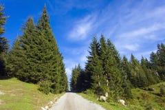 The Alps near Innsbruck Stock Image