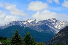 The Alps, Piedmont, Italy Stock Photos