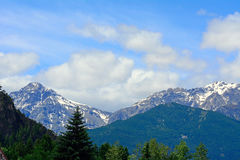 The Alps, Piedmont, Italy Royalty Free Stock Image