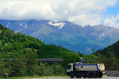 The Alps, Piedmont, Italy Royalty Free Stock Photography