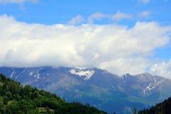 The Alps, Piedmont, Italy Stock Photography