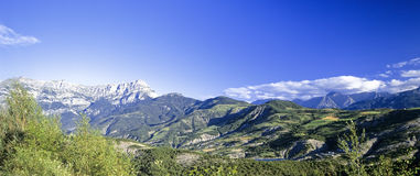 Alps provence royalty free stock image