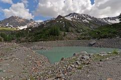 Alps, region of France, Italy, Switzerland Stock Image