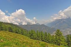 Alps, region of France, Italy, Switzerland Stock Photos