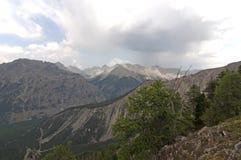 Alps, region of France, Italy, Switzerland Stock Photography