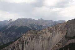Alps, region of France, Italy, Switzerland Royalty Free Stock Image