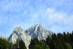 Alps in summer Royalty Free Stock Photography