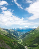 Alps.Switzerland Fotografia Stock Libera da Diritti