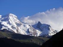 Alps in switzerland Royalty Free Stock Photos