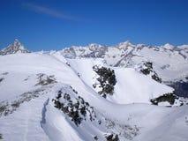 alps szwajcarscy Obrazy Stock