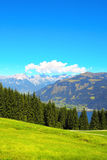 Alps in Tirol, Austria Stock Image