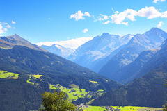 Alps in Tirol, Austria Stock Images