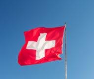 Alps from the top of Rigi kulm, Switzerland Stock Photo