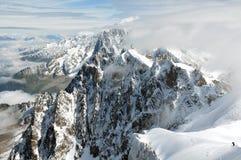 Alps view Royalty Free Stock Photos