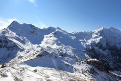 The Alps Stock Image