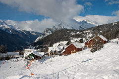 Alps in winter - 3 Stock Images