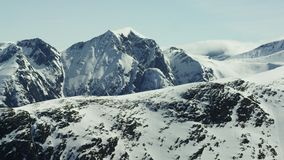 Alps zachodni Norwegia zdjęcie wideo