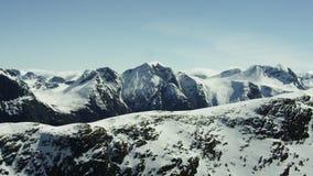 Alps zachodni Norwegia zbiory wideo