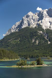 alpsberg royaltyfria foton