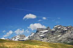 alpsberg Arkivbilder