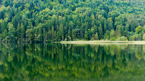 Alpsee near Hohenschwangau Royalty Free Stock Image