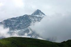 alpsliggande Royaltyfri Fotografi