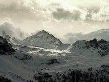 alpsliggande Royaltyfria Bilder
