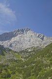 Alpspitze Fotografia Stock