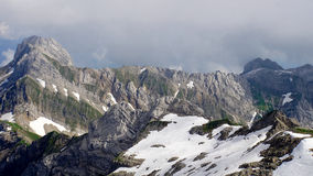 In the Alpstein-Massif Stock Images
