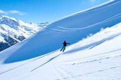 Alpsurf Fotografia Stock