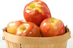 Alqueire de maçãs Fotos de Stock Royalty Free