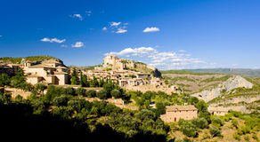 Alquezar Royalty Free Stock Image