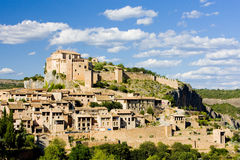 Alquezar Royalty Free Stock Photo