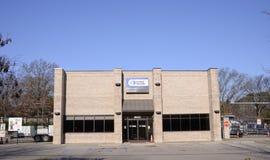 Alquileres unidos, Memphis, TN Fotografía de archivo