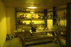 Alquimia Imágenes de archivo libres de regalías