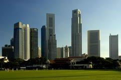 Alrededor de la serie de Singapur Foto de archivo libre de regalías