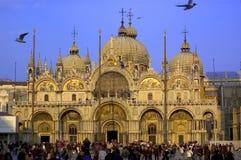 Alrededor de la serie de Venecia Imágenes de archivo libres de regalías