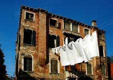 Alrededor de las calles de Venecia Imagen de archivo